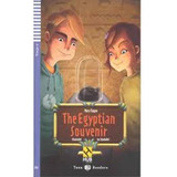 The Egyptian Souvenir   Stage 2   With Audio Cd