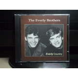 The Everly Brothers   Everly Country Cd Orig Uk Av8
