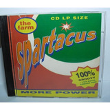 The Farm Spartacus More Power Funk  Black Dance Disco Cd
