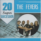 The Fevers 20 Sucessos   Cd Rock