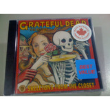 The Grateful Dead Best Of Skeletons From Cd Lacrado Importad