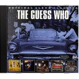 The Guess Who Original Album Classics Novo Lacrado Original