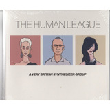 The Human League   A Very British Synthesizer Group Cd Duplo