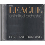 The Human League  Unlimited Orchestra Love & Dancing Cd Novo