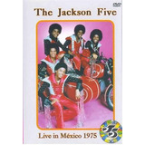 The Jackson Five Live In Mexico 1975