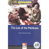 The Last Of The Mohicans With Cd   Pre intermediate