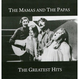 The Mamas And The Papas The Greatest Hits   Cd Rock