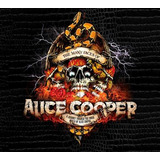 The Many Faces Of Alice Cooper   Box Com 3 Cds   Digipack