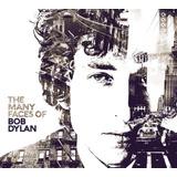 The Many Faces Of Bob Dylan   Box Com 3 Cds   Digipack