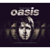 The Many Faces Of Oasis   Box Com 3 Cds   Digipack