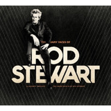 The Many Faces Of Rod Stewart   3 Cds Rock