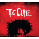 The Many Faces Of The Cure   3 Cds Raro Lacrado Novo Veja