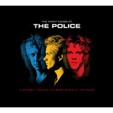The Many Faces Of The Police   3 Cds Rock