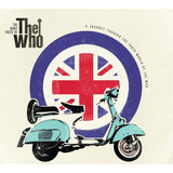 The Many Faces Of The Who   Box Com 3 Cds   Digipack