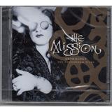 The Mission   Anthology Phonogram Years Cd Duplo Lacrado