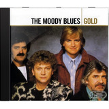 The Moody Blues Gold   Novo Lacrado Original