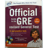 The Official Guide To The Gre Revised General Test Com Cd