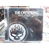 The Offspring Greatest Hits Cd Original Novo Lacrado