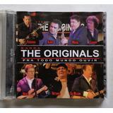 The Originals Cd Nac Usado Pra Todo Mundo Ouvir 2005 Ao Vivo