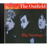 The Outfield Big Innings Best Of The Outfield Novo Lacr Orig