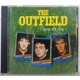 The Outfield Playing The Field Cd Original Frete 12 Ótimo