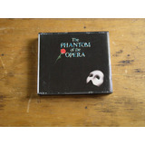 The Phantom Of The Opera   Cd  duplo  Importado