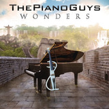 The Piano Guys Wonders Cd dvd Lojas Center Som