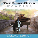 The Piano Guys Wonders Deluxe Edition   Cd   Dvd Instrumenta