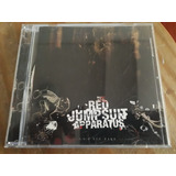 The Red Jumpsuit Apparatus   Don t You Fake It  Cd Importado
