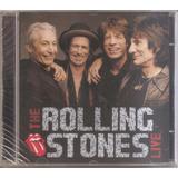 The Rolling Stones Live Cd Lacrado Nacional