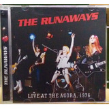 The Runaways   Live At The Agora 1976