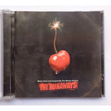 The Runaways Cd Importado Usado Trilha Do Filme 2010