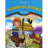 The Shepherd Boy And The Wolf   Reader With Audio Cd dvd Rom