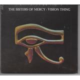 The Sisters Of Mercy   A Vision Thing Cd 5 Faixas Bonus Rmst