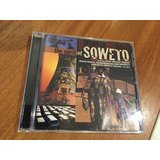 The Spirit Of Soweto Cd Miriam Makeba África Do Sul Swahili