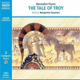 The Tale Of Troy   Benedict Flynn   Cd Duplo   Audiobook