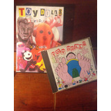 The Toy Dolls   Cd Fat Bobs Feet   Dvd We re Mad Idle Gossip