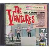 The Ventures   Cd Master Of Pop Music   Walk Dont Run   1988