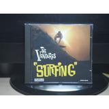 The Ventures Surfing Cd Orig Imp 30 Tracks Av8