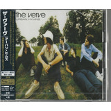 The Verve Urban Hymns Shm Cd Japones Lacrado