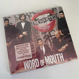 The Wanted   Cd   Word Of Mouth Deluxe