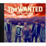 The Wanted  5 Battleground   Novo Lacrado Original