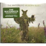 The Waterboys   Modern Blues Cd Importado Novo Lacrado