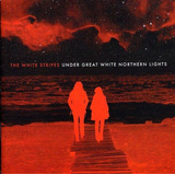 The White Stripes   Under Great White Northern Lights Cd dvd