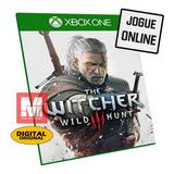 The Witcher 3 Wild Hunt   Xbox One   Joga Online   Digital