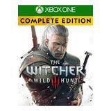 The Witcher 3 Wild Hunt Edição Completa Midia Fisis Xbox One