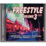The World Of Freestyle Vol 3  Funk Melody Miami Bass 2 X Cds