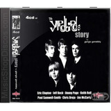 The Yardbirds The Yardbirds Story By Giorgio  Novo Lacr Orig