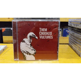 Them Crooked Vultures Cd 2009 Dave Grohl Josh Homme