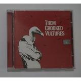 Them Crooked Vultures Cd Importado